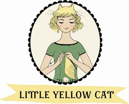 Little Yellow Cat - artisan yarn and knitwear design