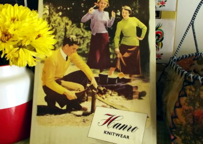 vintage knitting patterns