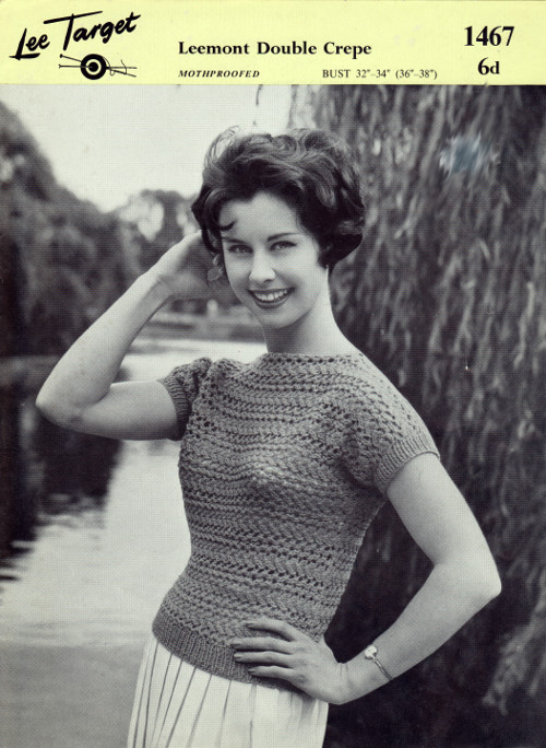 lee target knitwear