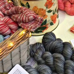 Handknitters Guild Market 2017