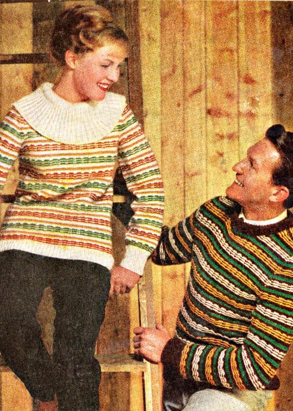 knitters choice 1960 knitting pattern