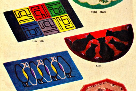 Retro Monday – Knitters Choice 1960